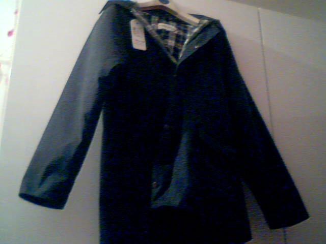 Olive Green Wax Jacket