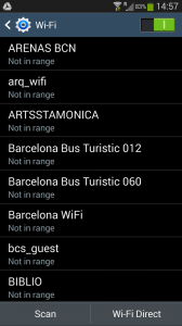I get a warm feeling when I see the words 'free' and 'wifi'.